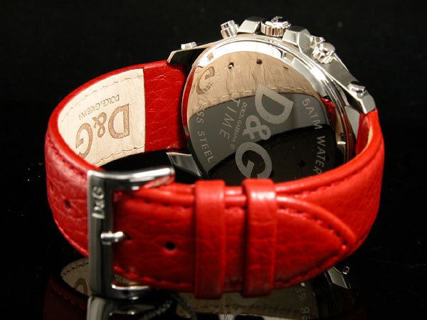 D&Gドルチェ&ガッバーナ(DOLCE&GABBANA)グースGOOSE メンズ腕時計 DW0104