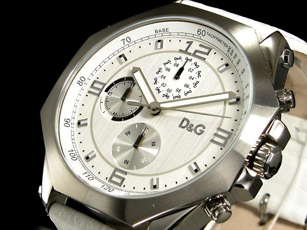 D&Gドルチェ&ガッバーナ(DOLCE&GABBANA)グースGOOSE メンズ腕時計 DW0101