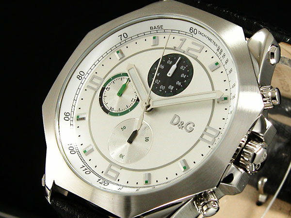 D&Gドルチェ&ガッバーナ(DOLCE&GABBANA)グースGOOSE メンズ腕時計 DW0102