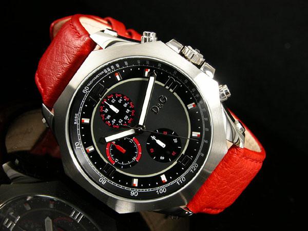 D&Gドルチェ&ガッバーナ(DOLCE&GABBANA)グースGOOSE メンズ腕時計 DW0103